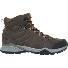 The North Face Hedgehog Hike II Mid GTX Shoes Men tarmac green/burnt olive green